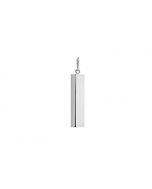 Angle Silver Pendant N°11