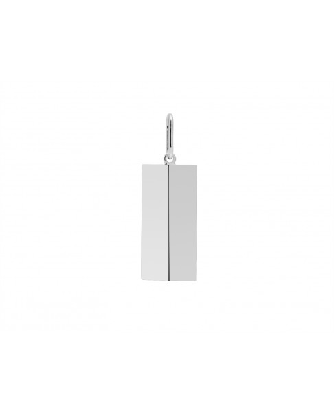 Angle Silver Pendant N°13