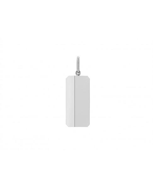 Angle Silver Pendant N°16