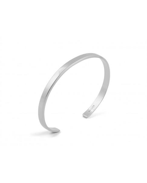 Angle Silver Bracelet N°20
