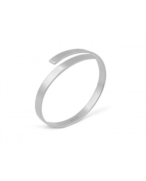 Angle Silver Bracelet N°22
