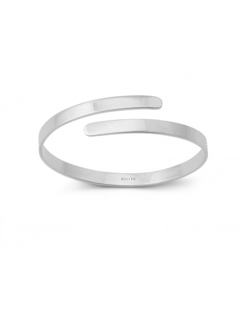 Angle Silver Bracelet N°23