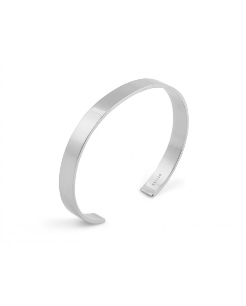 Angle Silver Bracelet N°24