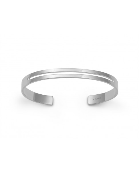 Angle Silver Bracelet N°27