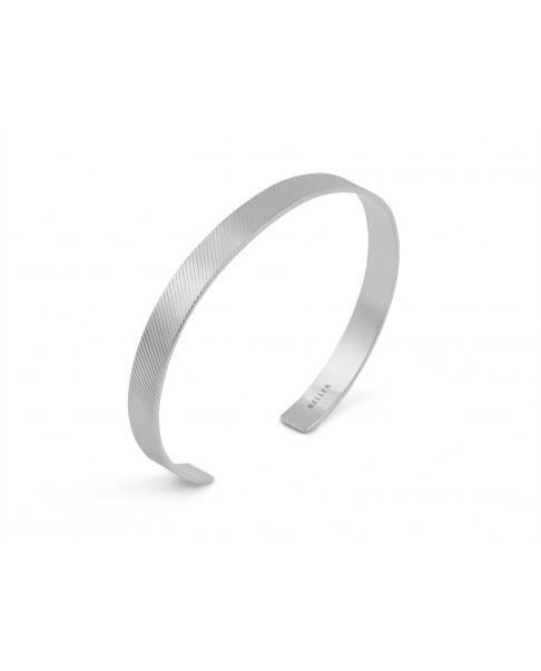 Angle Silver Bracelet N°28