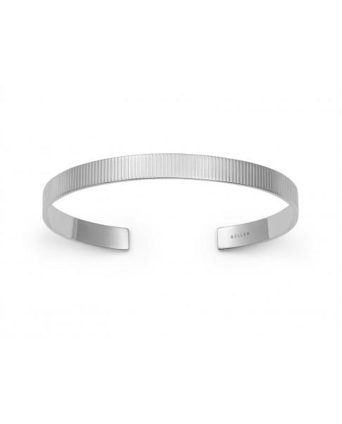 Angle Silver Bracelet N°29