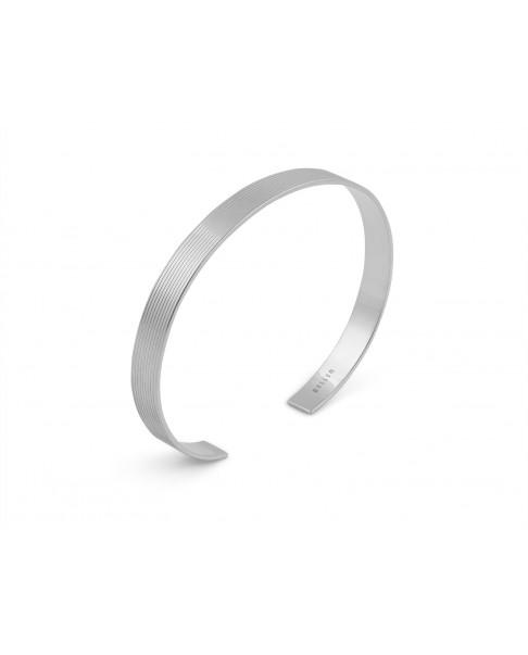 Angle Silver Bracelet N°30