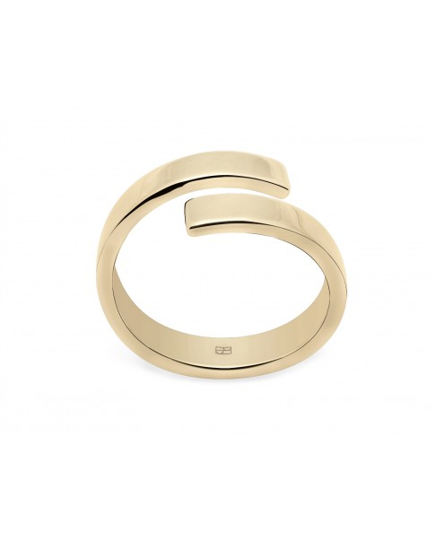 Angle Gold Ring N°31