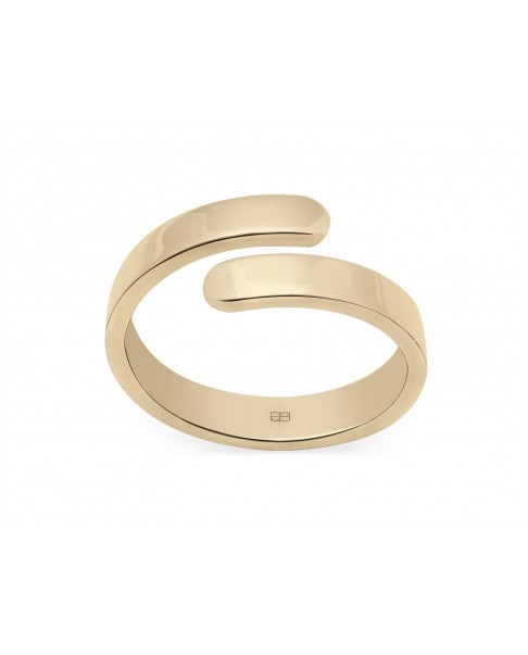 Angle Gold Ring N°32