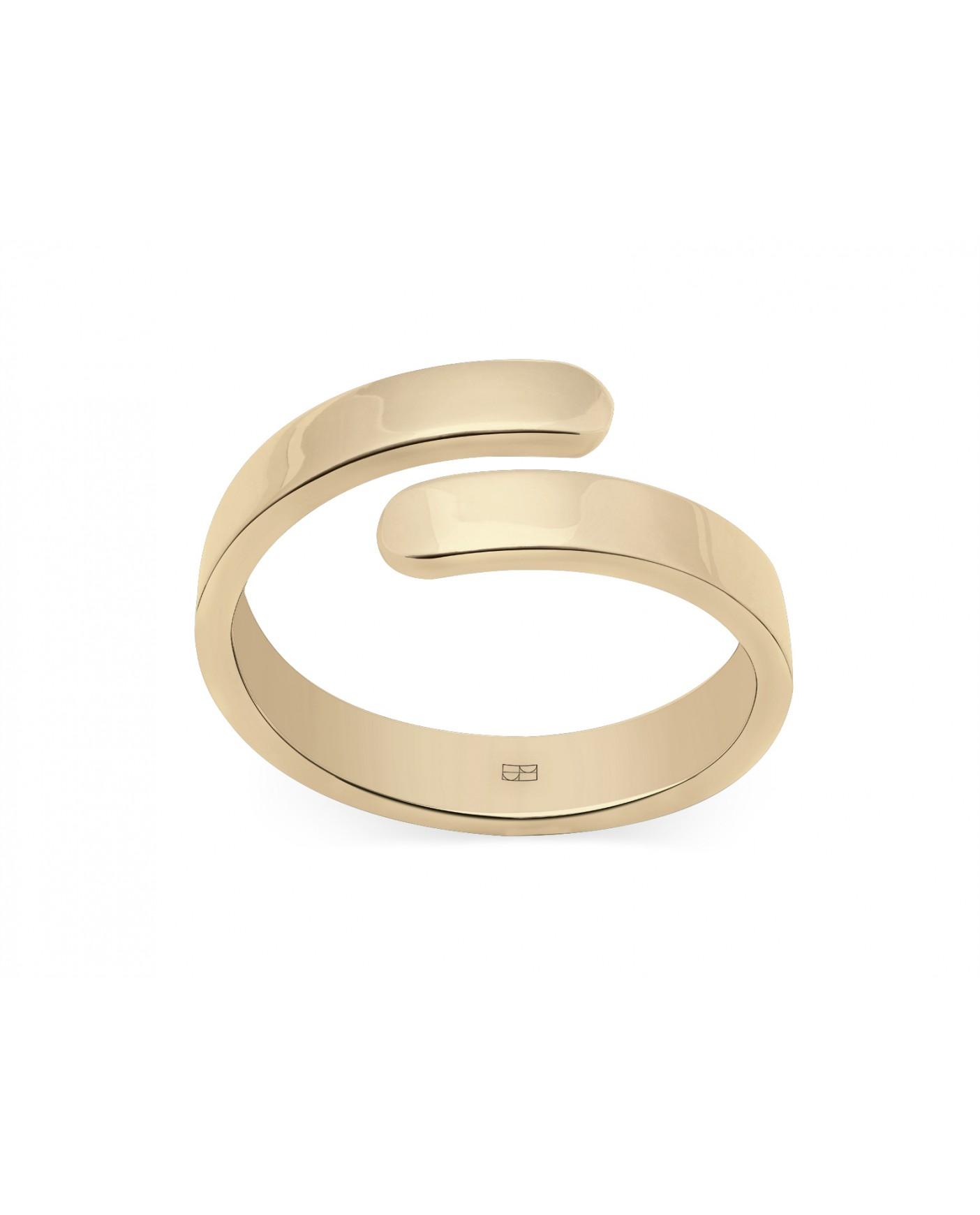 Angle Złoty Pierścionek N°32