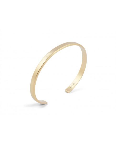 Angle Gold Bracelet N°50