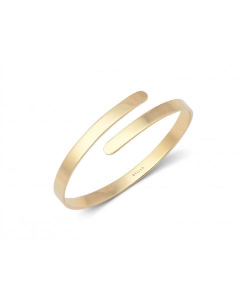 Angle Gold Bracelet N°53