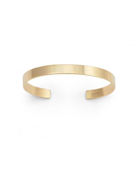 Angle Gold Bracelet N°54