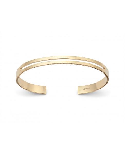 Angle Gold Bracelet N°55