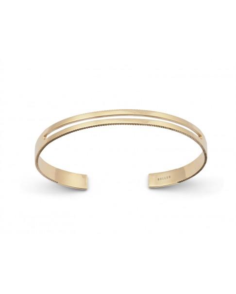Angle Gold Bracelet N°56