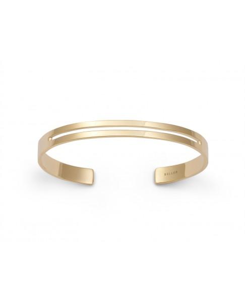 Angle Gold Bracelet N°57