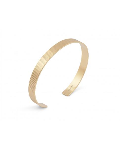 Angle Gold Bracelet N°58