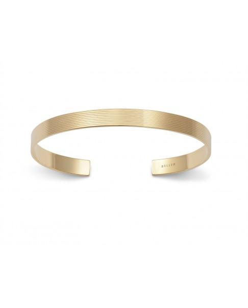 Angle Gold Bracelet N°60