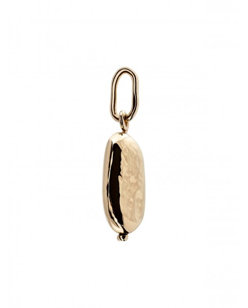 Pearl Gold Pendant N°10