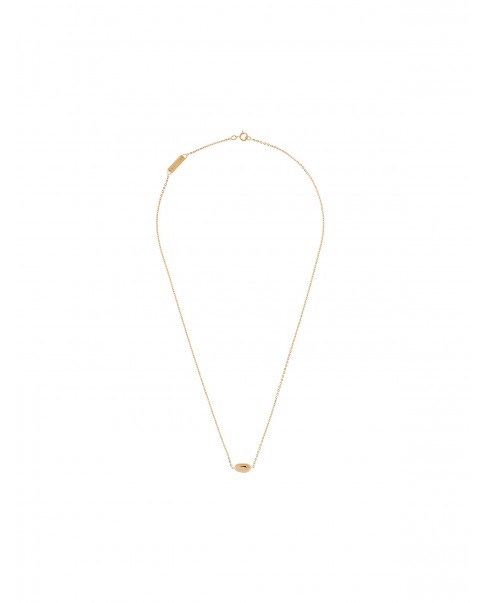 Pearl Gold Necklace N°18