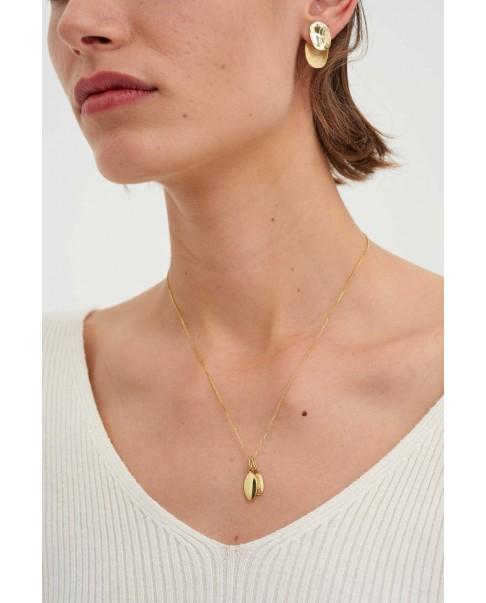 Pearl Gold Pendant N°13