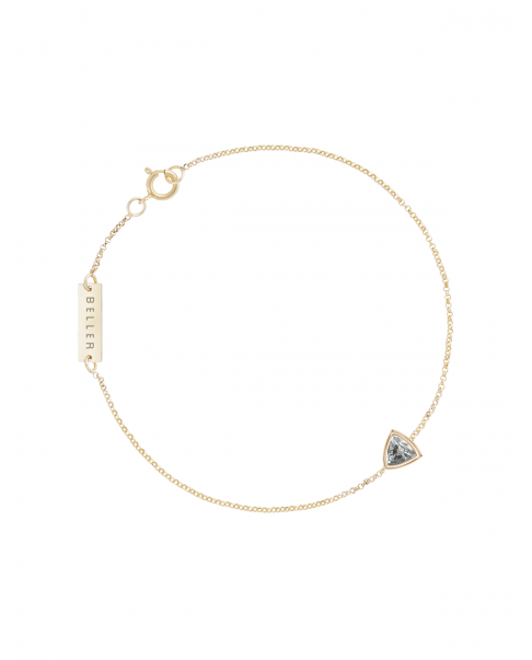 Your Way Gold Bracelet N°1