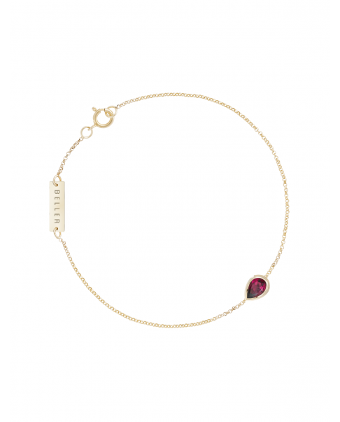 Your Way Gold Bracelet N°3