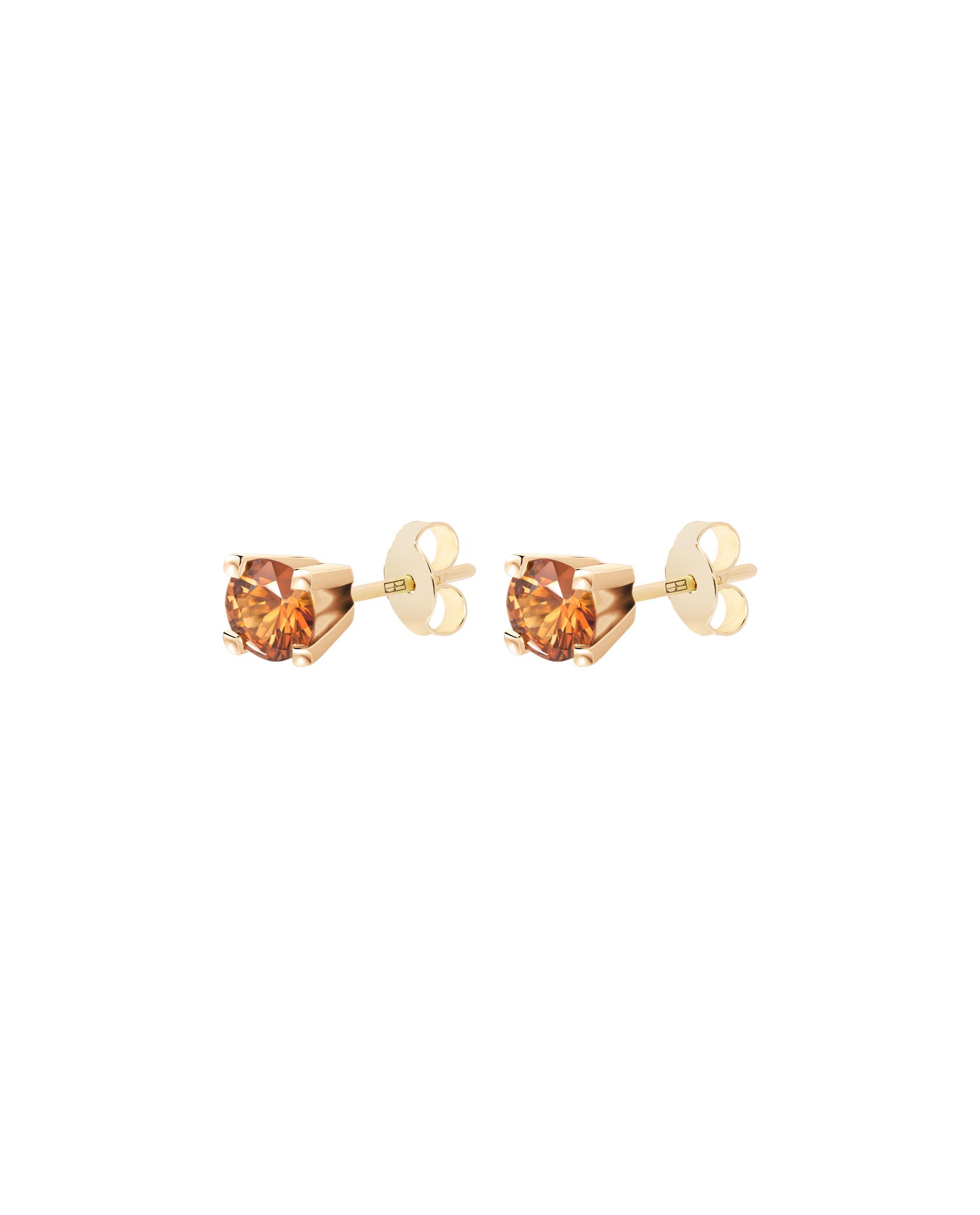 Your Way Gold Earrings N°3