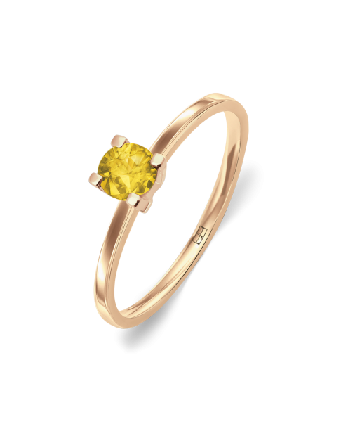 Your Way Gold Ring N°9