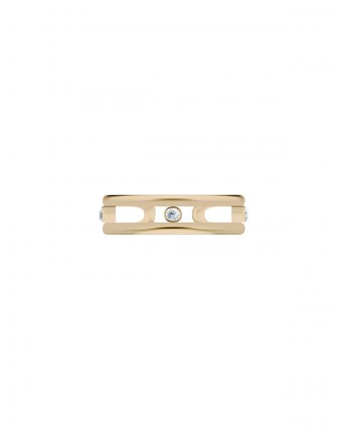Classic Gold Ear Cuff N°34