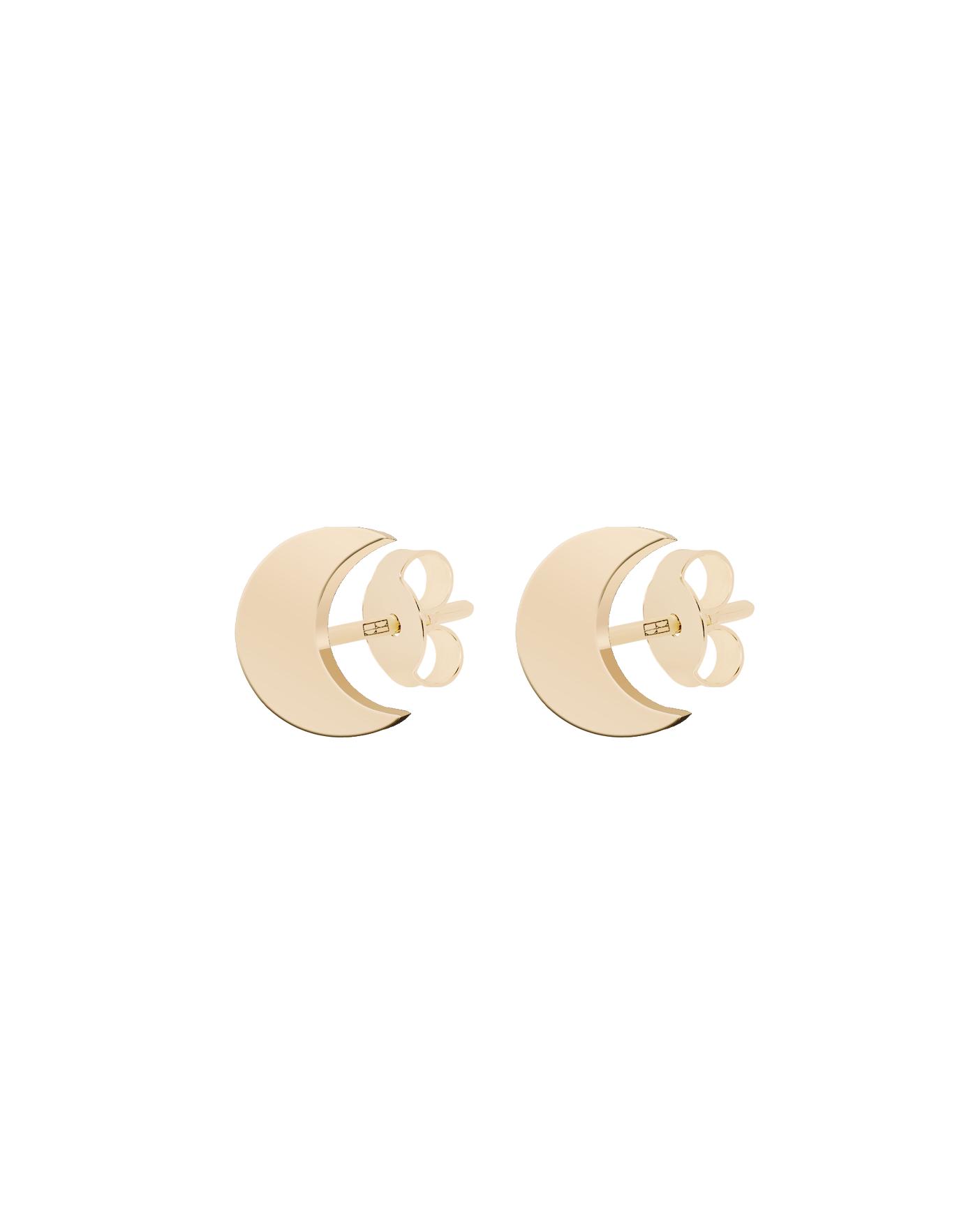 Classic Gold Earrings N°28