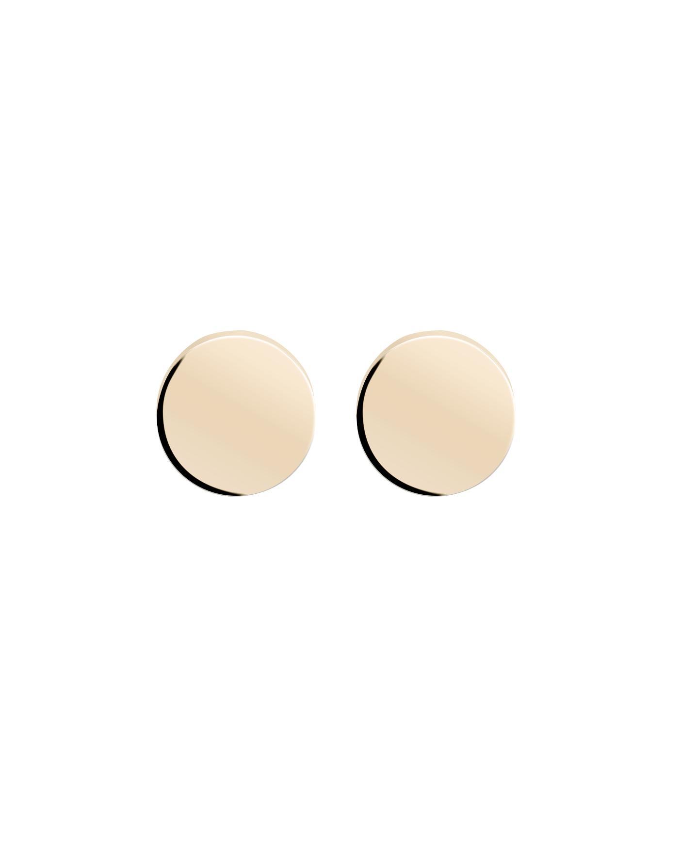 Classic Gold Earrings N°27