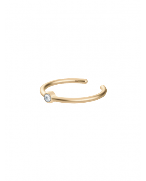 Classic Gold Ear Cuff N°35