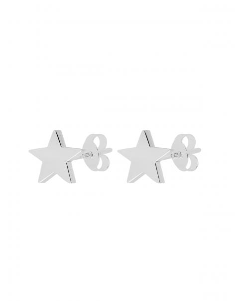 Classic Srebrne Kolczyki N°29