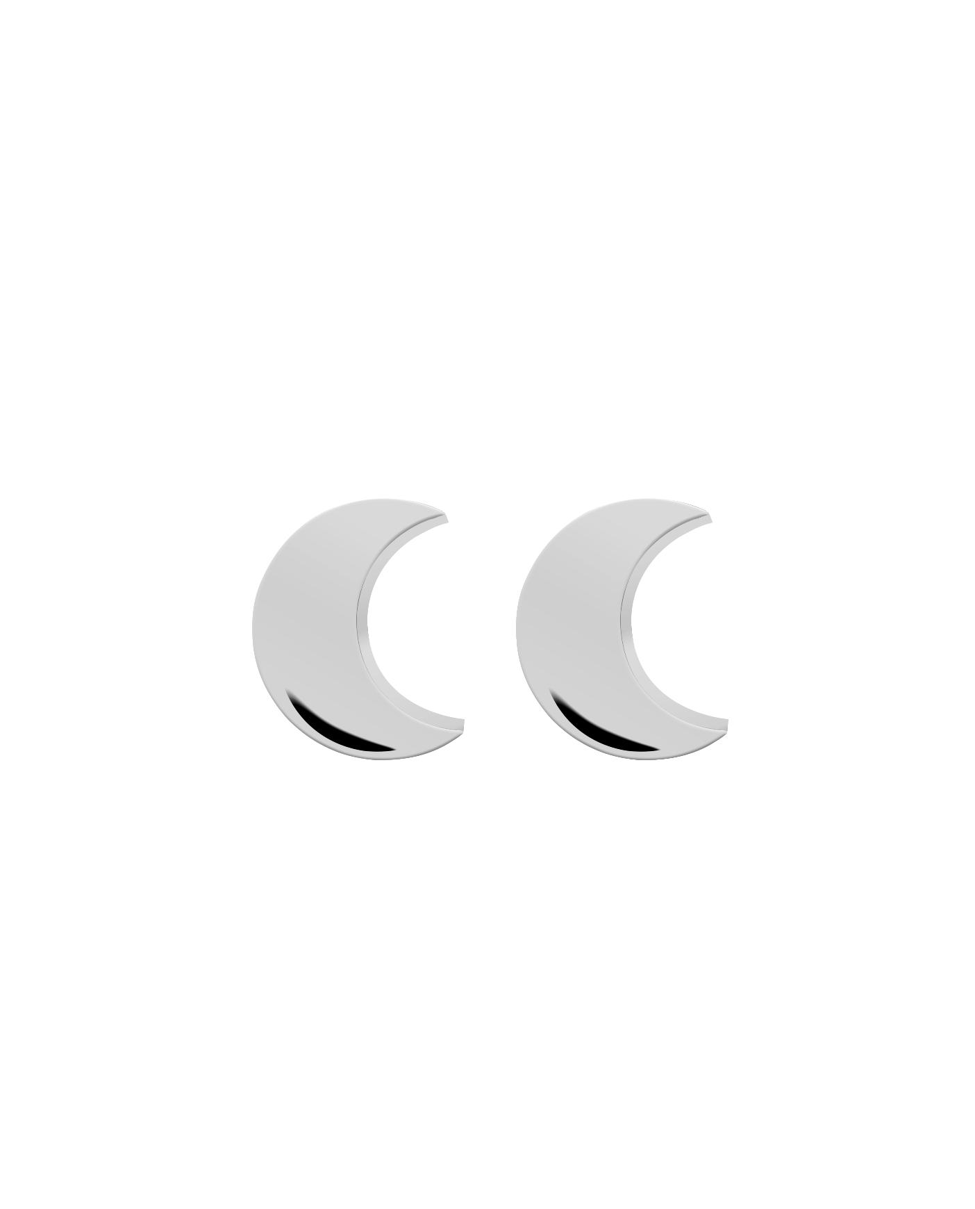 Classic Silver Earrings N°28