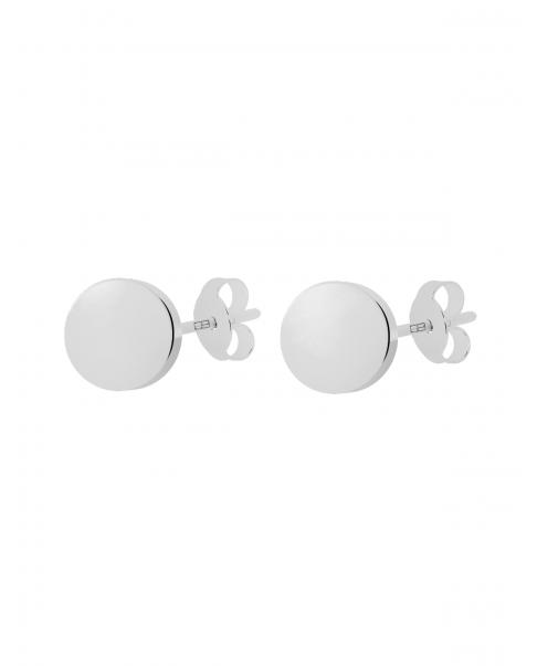 Classic Silver Earrings N°27