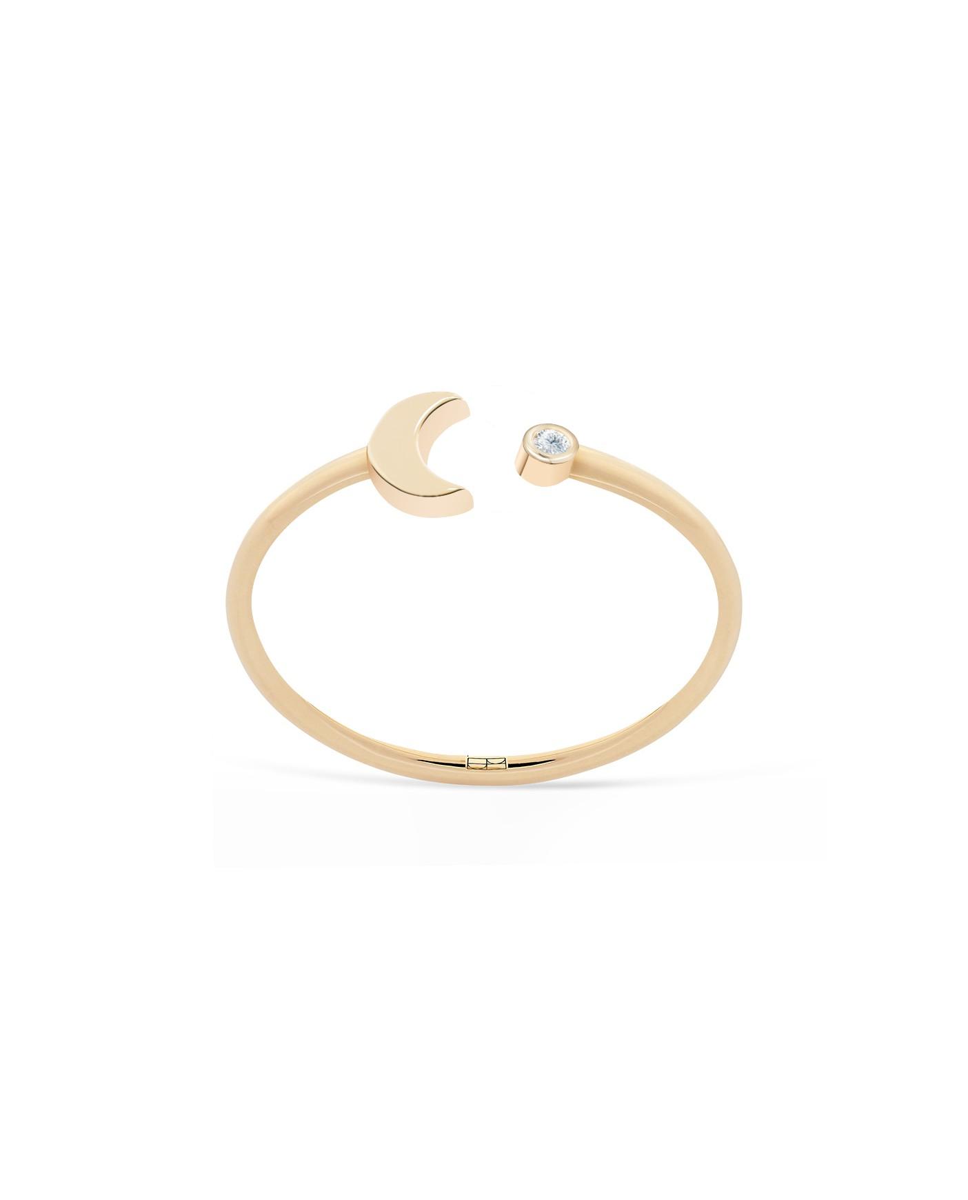 Classic Gold Ring N°8