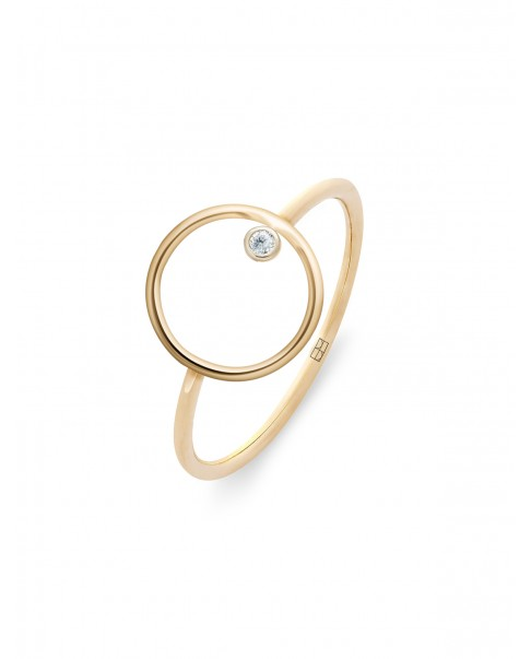 Classic Gold Ring N°11