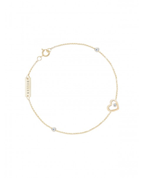 Classic Gold Bracelet N°15