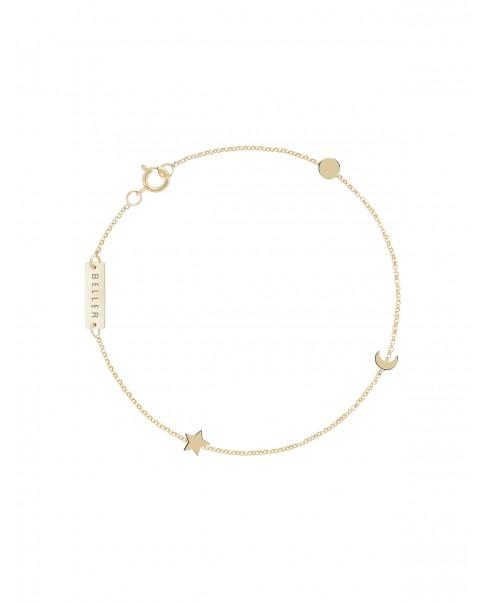 Classic Gold Bracelet N°14