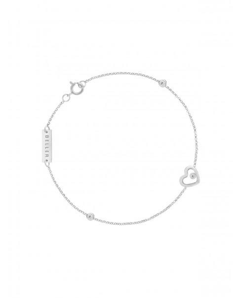 Classic Silver Bracelet N°15