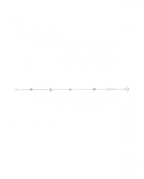 Classic Silver Bracelet N°13