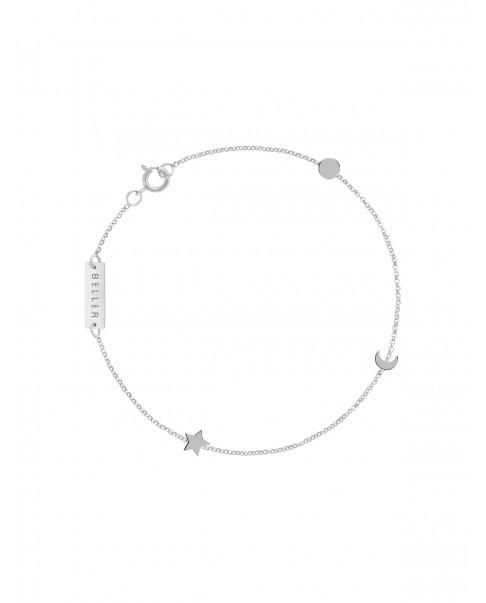 Classic Silver Bracelet N°14