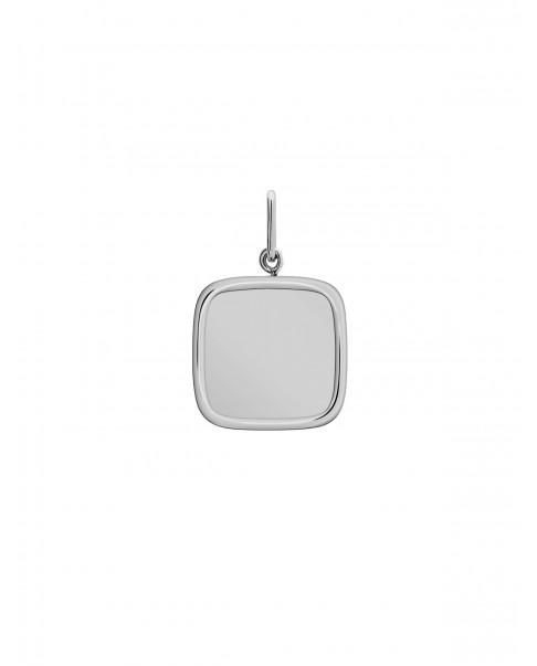 Classic Silver Pendant N°24
