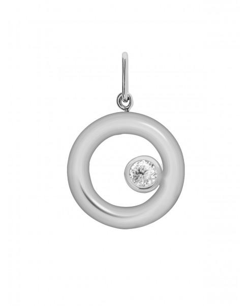 Classic Silver Pendant N°21