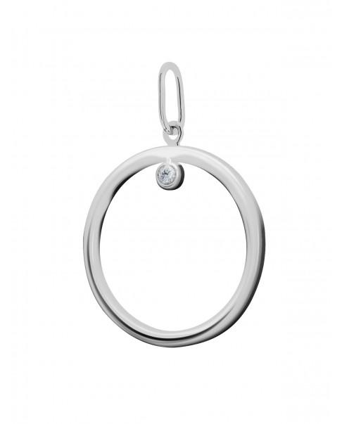 Classic Silver Pendant N°20