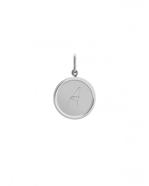 Classic Silver Pendant N°22