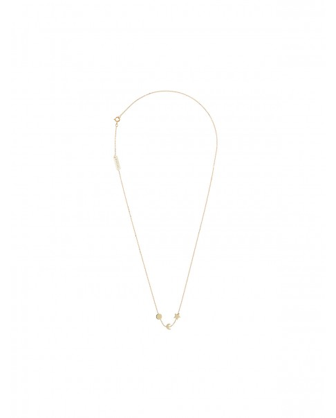 Classic Gold Necklace N°17