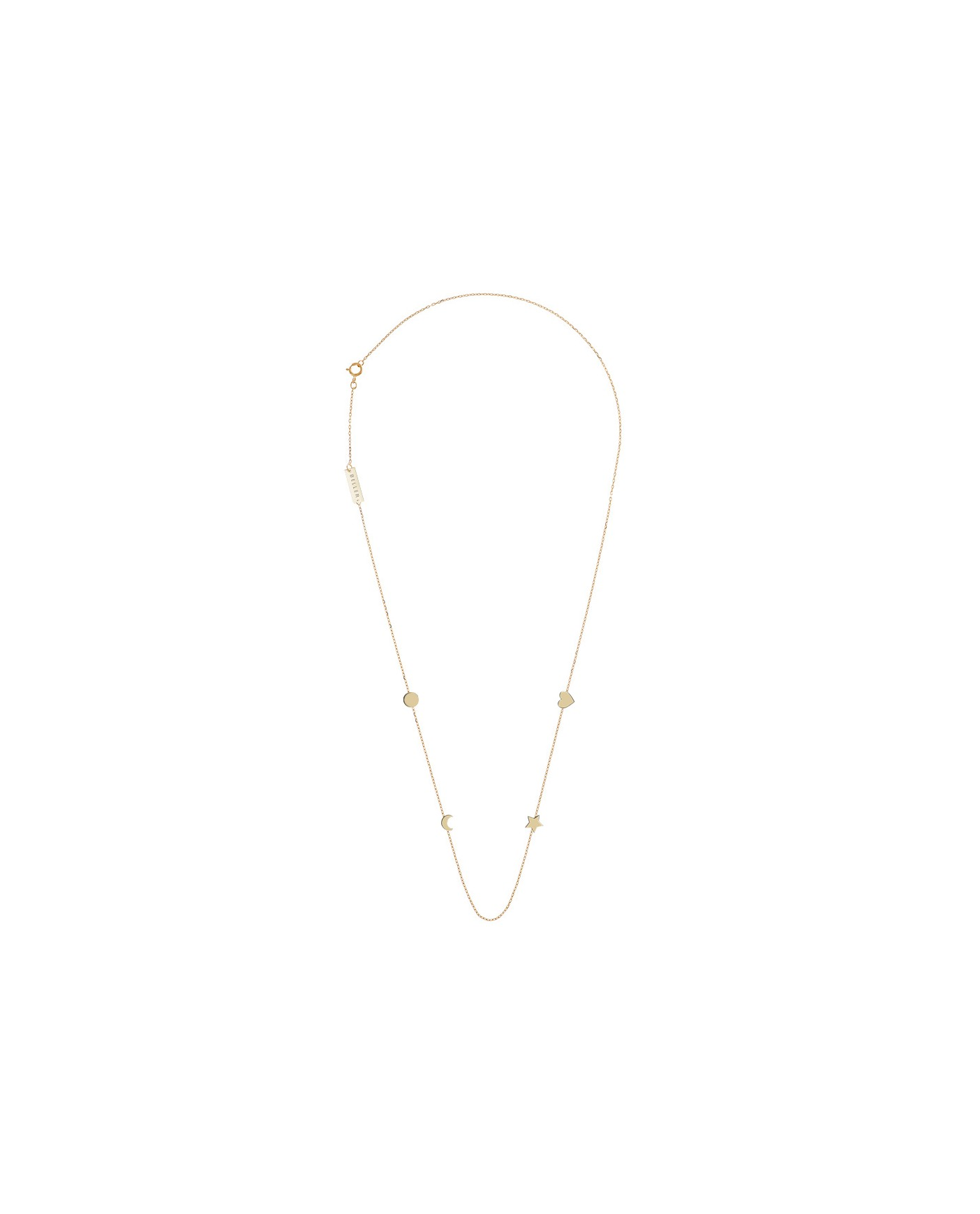Classic Gold Necklace N°18