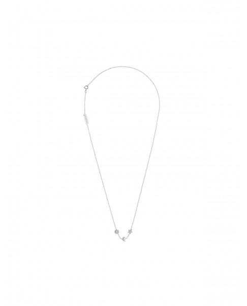Classic Silver Necklace N°17